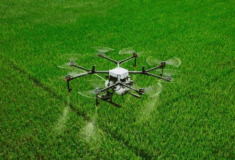 batterie sur-mesure drone pour l'agriculture